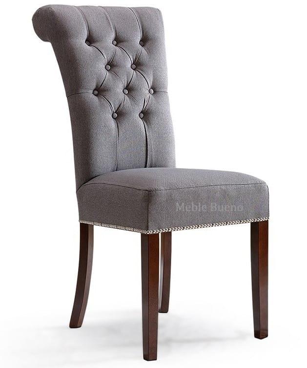Niesamowite Krzesło tapicerowane Diana MebleBueno FR44